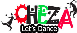 "Cheza Logo - ""Let's Dance"""
